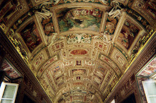 The Vatican, Sistine Chapel