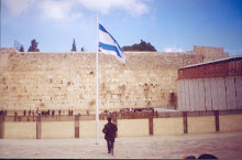 The Wailing Wall, Israel