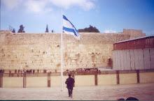 The Wailing Wall, Israel