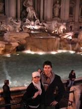 Trevi Fountian Rome Italy