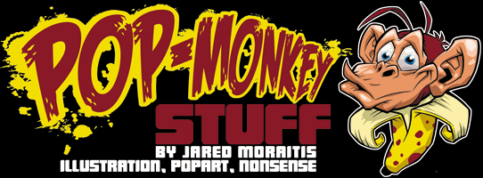 Pop-Monkey Stuff...