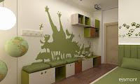 Jak urządzić pokój dziecka - ciekawe wnętrze