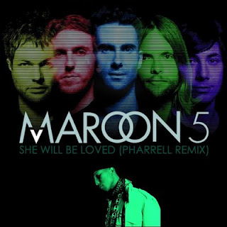 watch maroon 5   she will be