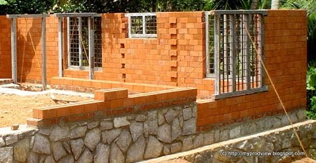 My unbiased product reviews interlocking bricks save for Brick home construction costs