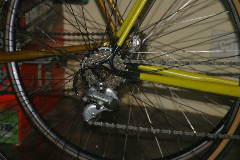 Restauro de bicicleta de estrada Poulleau Image009_a