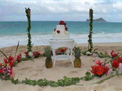 Beach Weddings on Chiqui Bella Brides  Florida Beach Weddings