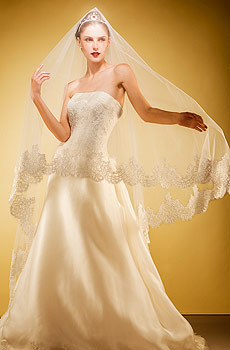 wedding party dresses