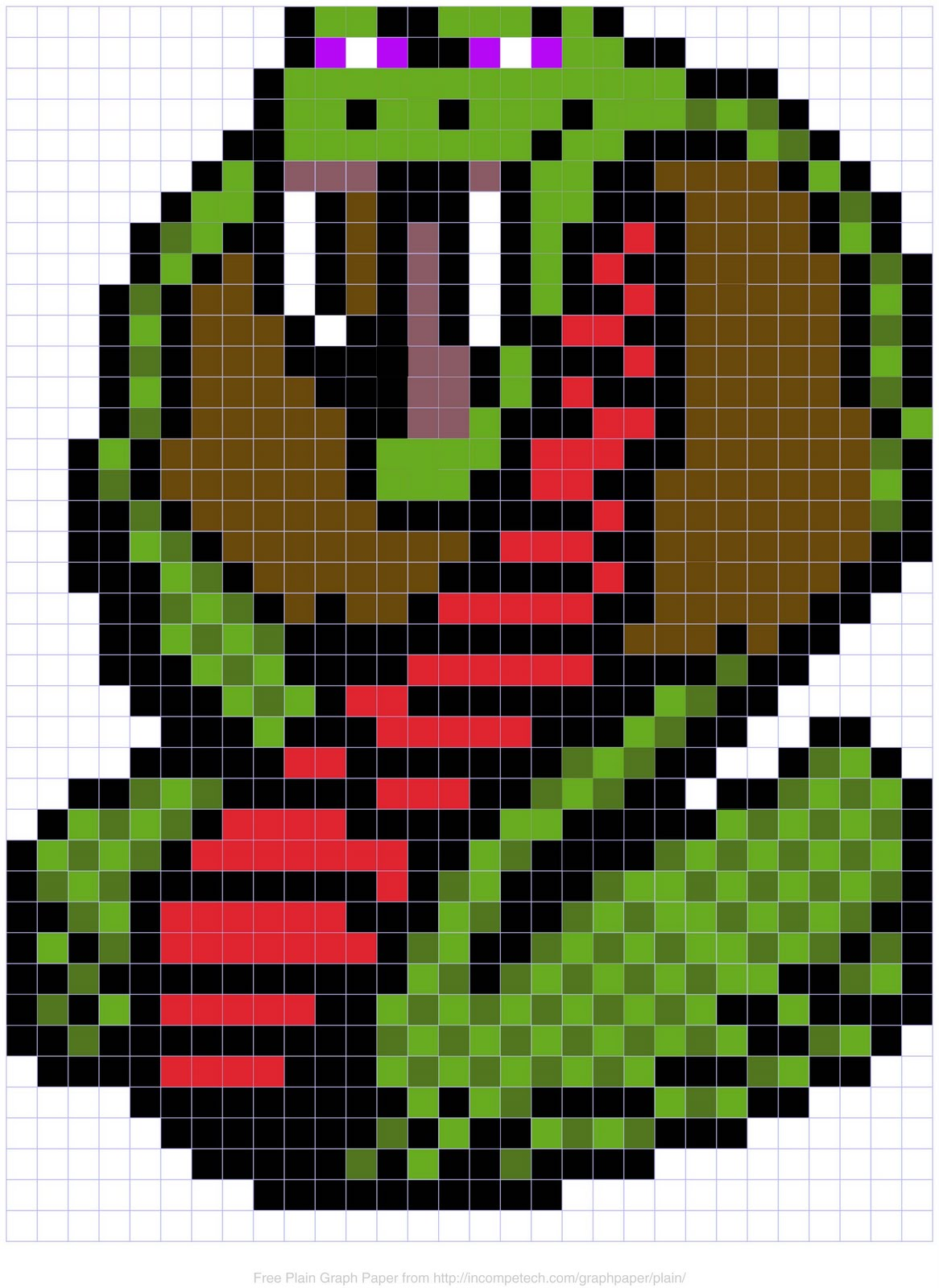 Eric Metzger Portfolio Site Pixel Art Minions