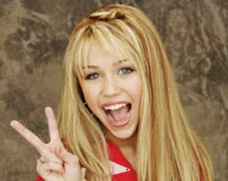 wallpapers cool hannah montana