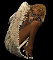 avatare ingeri tristi