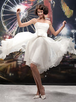 Modele rochii de mireasa in 2011 tendinte