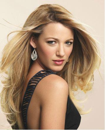 Pics Blake Lively on Blake Lively   New Face For Chanel