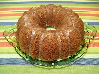 gluten-free sorghum flour bundt cake