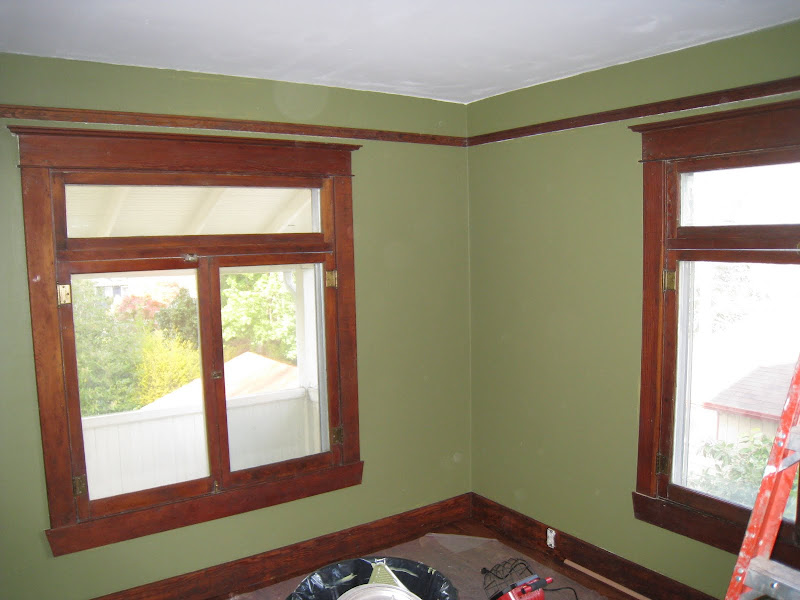 Earth Tone Green Paint Colors