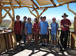 Tucson Adventure: TEENs enjoying the Sonoran Desert Museum!
