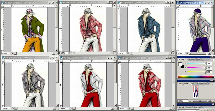 About fashion designing