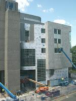 Art History building, (c) J. Fullton