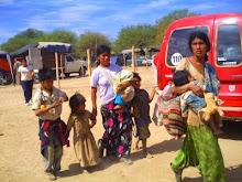 Indígenas del Trichaco