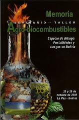 Memoria Agrocombustibles