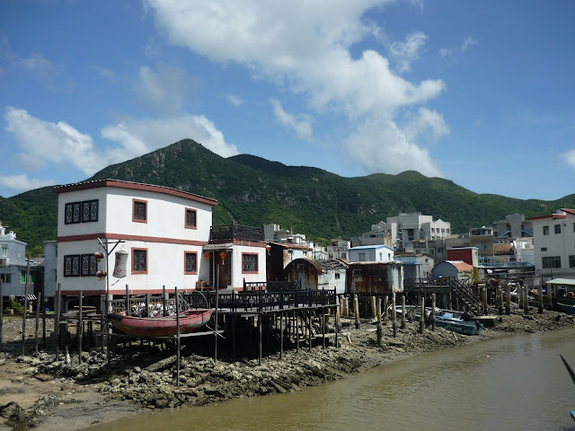 Tai O Village, Lantau Island, Stilt Houses
