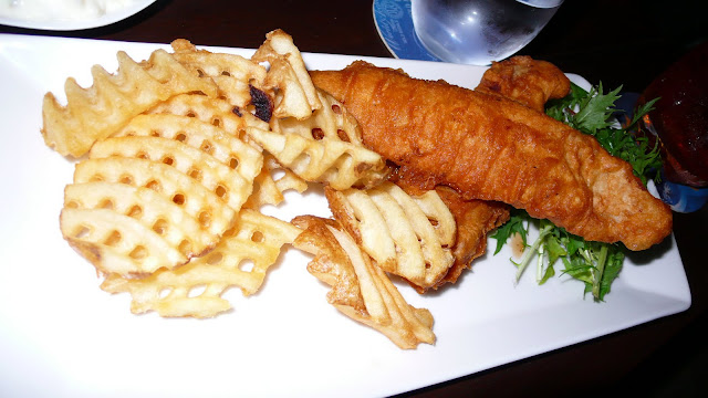 Western Fish and Chips