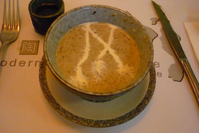 Tao, Cream of Mushroom