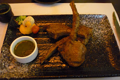 Tao, Marinated Lamb Cutlet