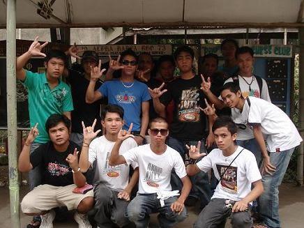 Alpha Omicron-Evsu tacloban city