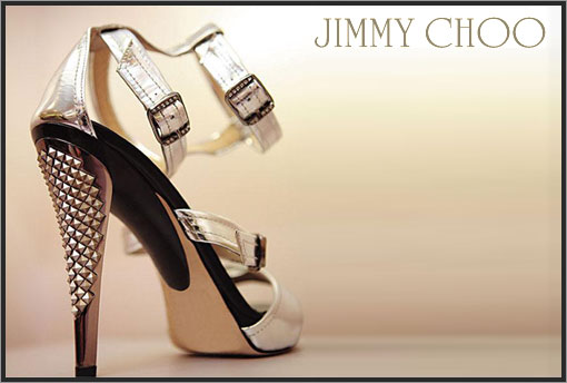 42924fb486c A sample of Jimmy Choo s shoes