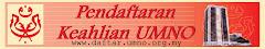 KEAHLIAN UMNO ON-LINE