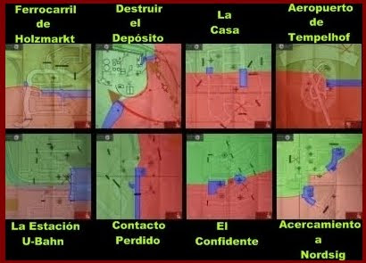 Sniper Elite Limite de Mapa No Cross de Argentina | Brazil Mapas+nO+cross