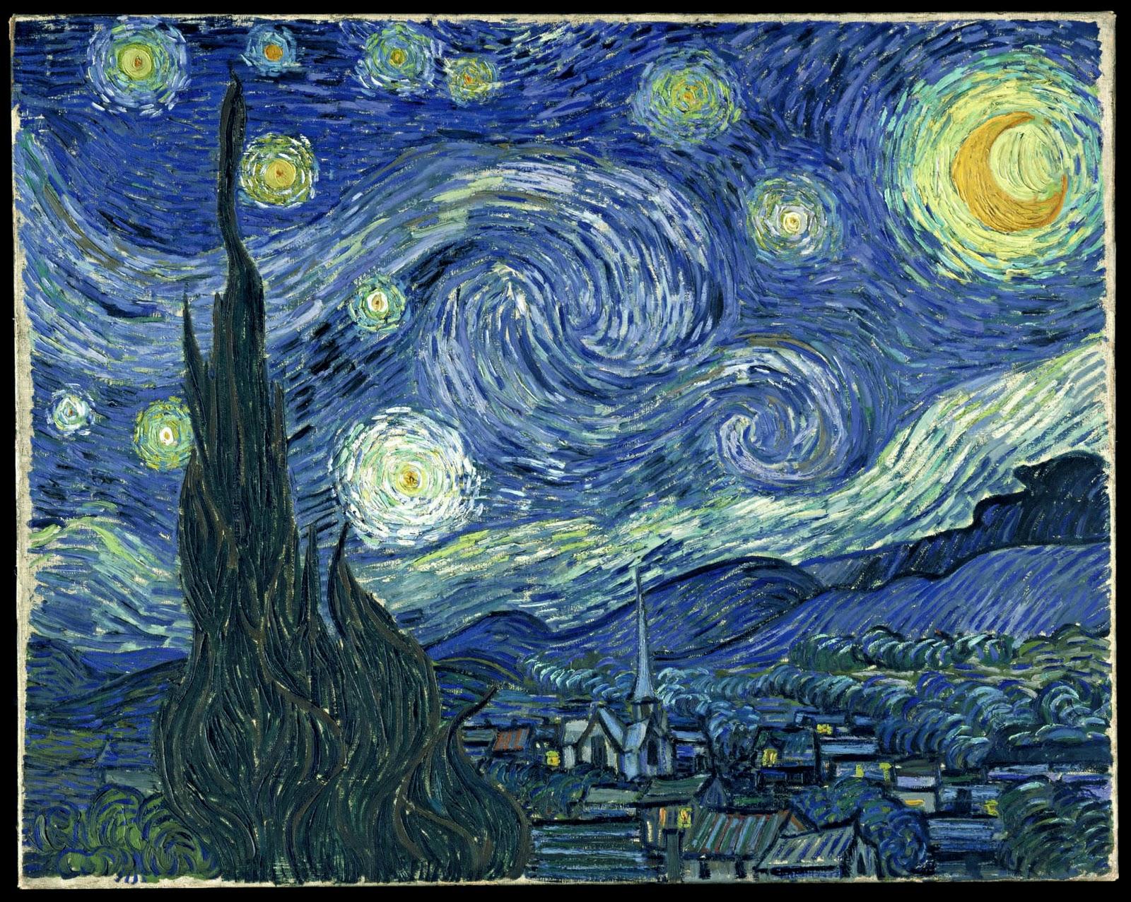 ... flores azules - Abstractos, Todos, arte abstracto, cuadros abstractos