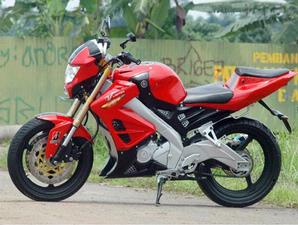 Yamaha V-ixion With CBR 1000 and BMW 1000 Unification Modify
