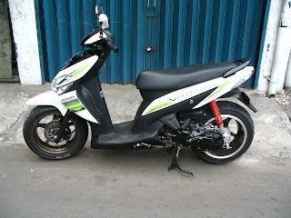Honda Vario big whell modified