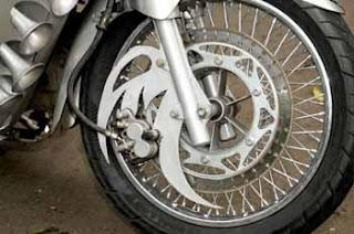 Honda Karisma 2002 modification