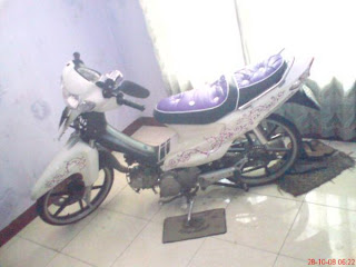 Suzuki Smash Ceper Modification