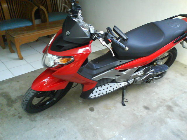YAMAHA NOUVO Sport Modification title=