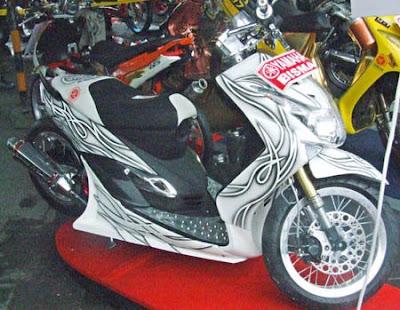 Otocontes Yamaha Mio Soul