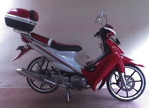 Image of Modifikasi Suzuki Smash