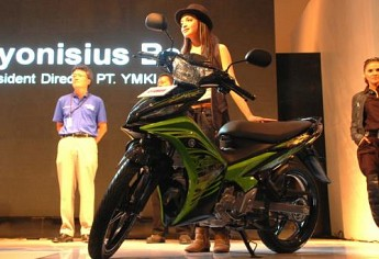 Yamaha Jupiter MX 135 Launched End of November 2010