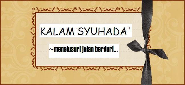 KALAM SYUHADA'