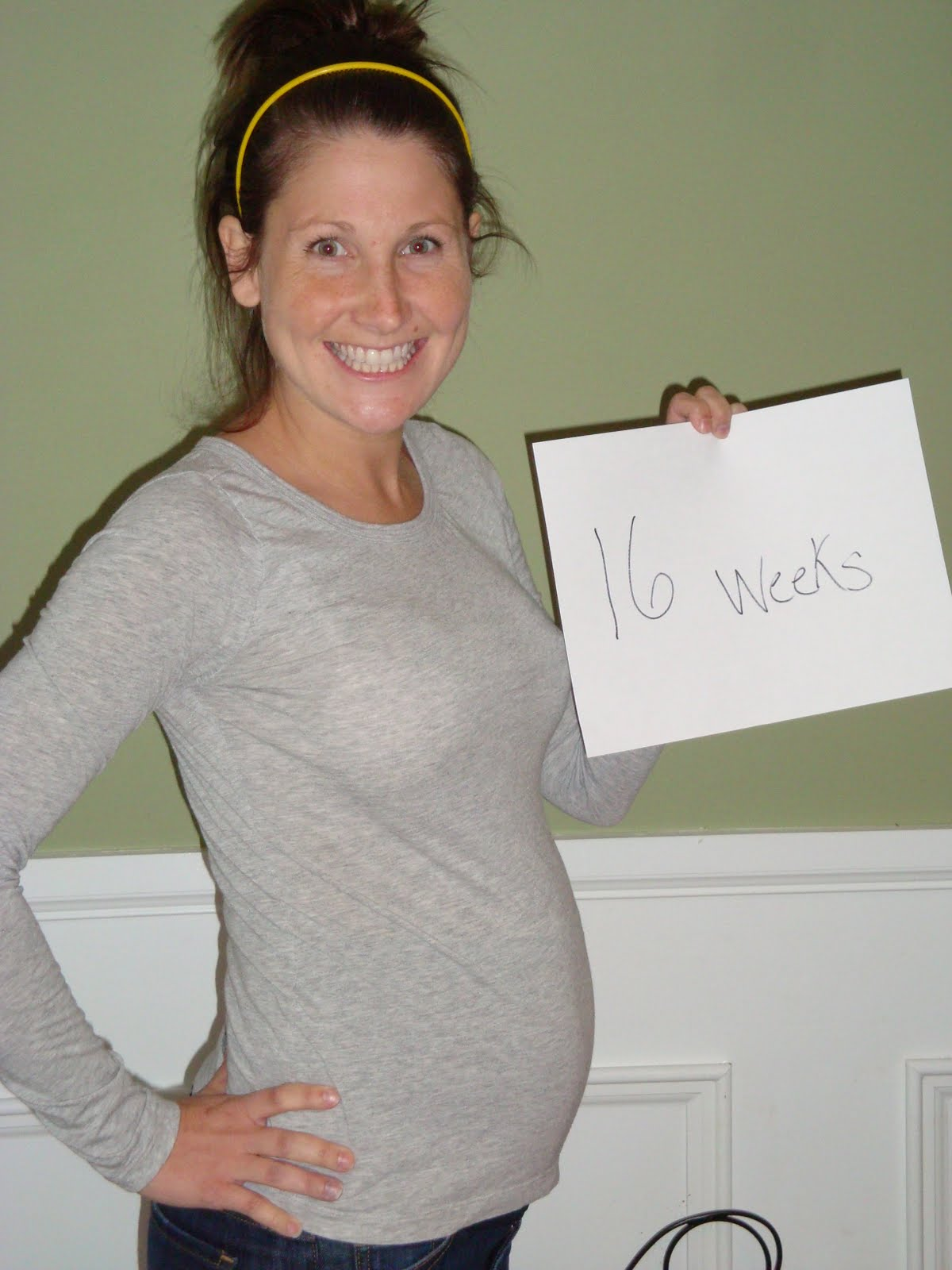i am only just 16 weeks