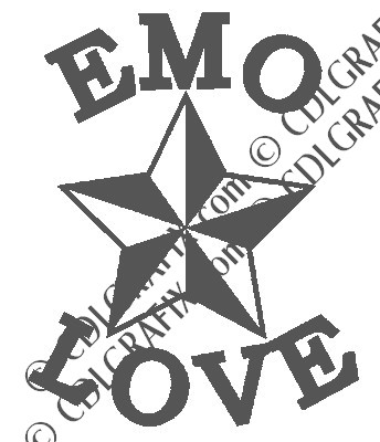 i love you emo style. Iloveyouemopics hearts you-emo