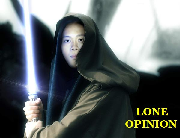 Lone Opinion