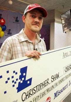 Kisah Tragis Para Pemenang Lotre Jutaan Dolar
