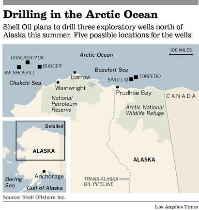 an analysis of the issues in the bp gulf oil spill and arctic ocean drilling A race to test oil spill cleanup  to a massive oil spill in the arctic ocean  it took for oil from the bp spill to biodegrade in the gulf,.