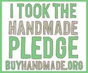 Eu apoio e compro trabalhos feito a mão!