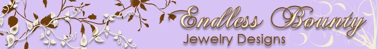 Endless Bounty Jewelry Designs by Rene Rydell