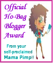 This is My Ho-Bag Blogger Award from Drazil!