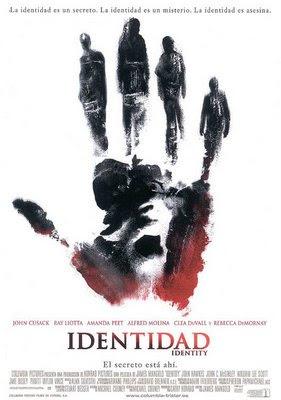 Identidad, James Mangold, John Cusack, Ray Liotta, Alfred Molina